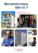 Rapport Annuel 2018 Immobilière Rhône-Alpes