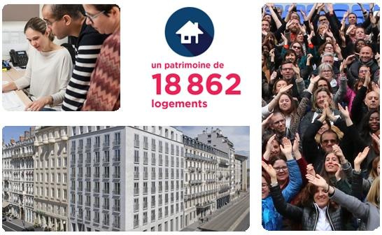 Rapport annuel Immobilière Rhône-Alpes