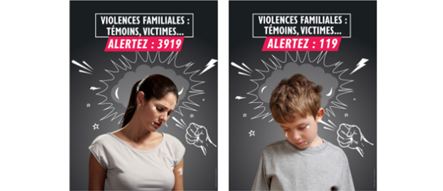 violences familiales : alertez au 3919