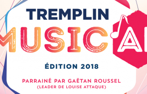 Affiche Tremplin Music'AL 2018